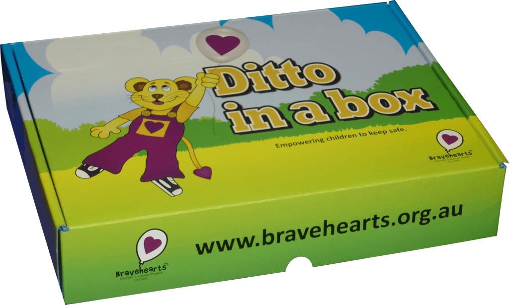Ditto in a Box