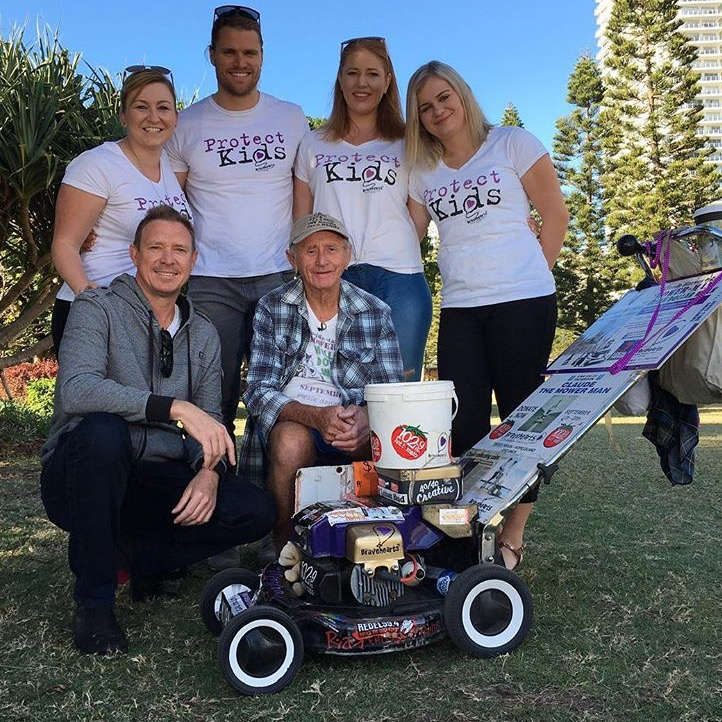 Claude's WA tour raises $20,000 for Aussie kids