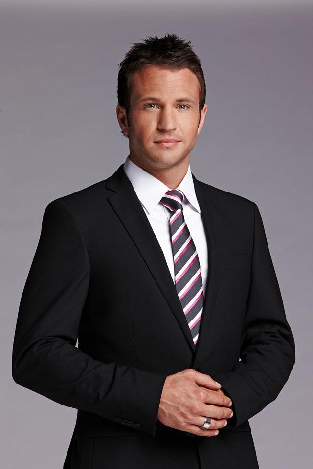 Network Ten Presenter