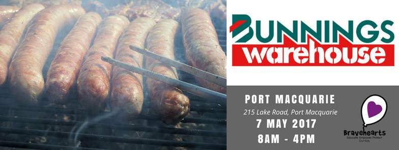 Bunnings BBQ - Port Macquarie